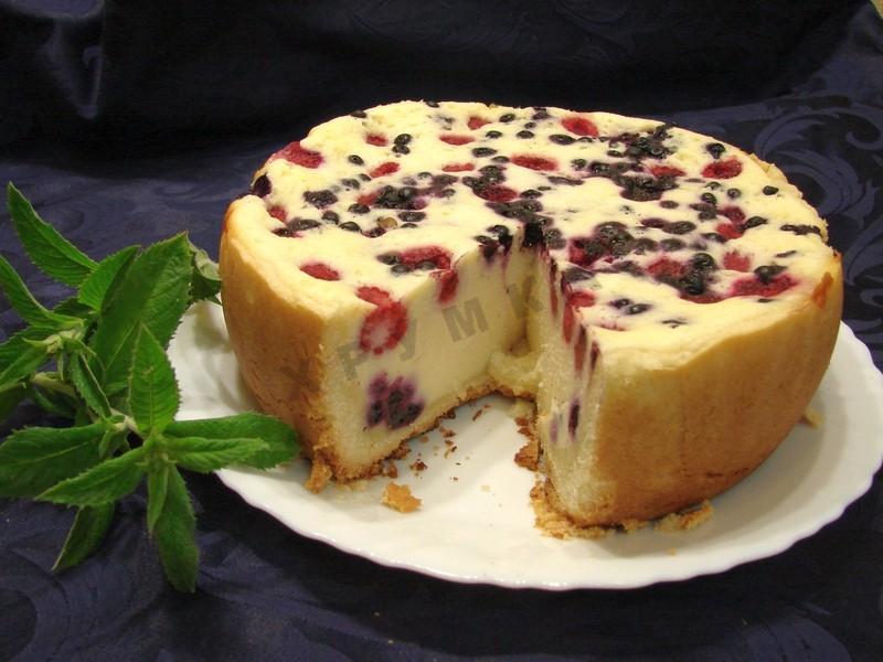 сирний торт рецепт