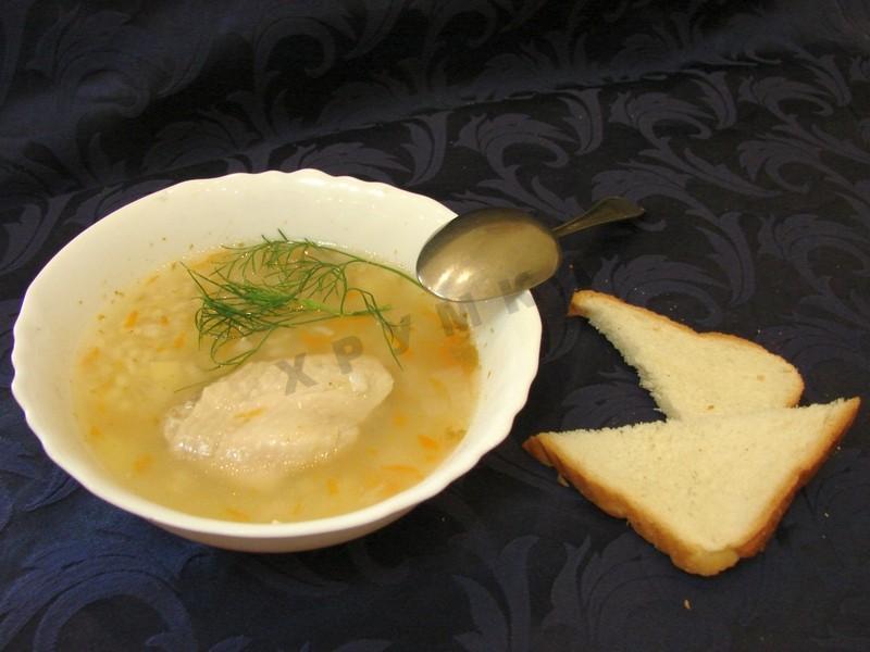 как приготовить рисовый суп в мультиварке