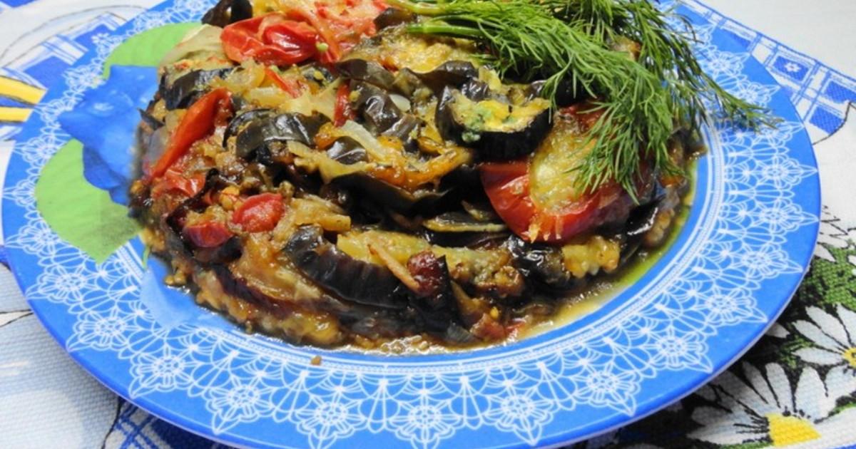 Кабачки и баклажаны в пароварке рецепт