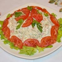 Лесная поляна с курицей салат рецепт пошагово 66