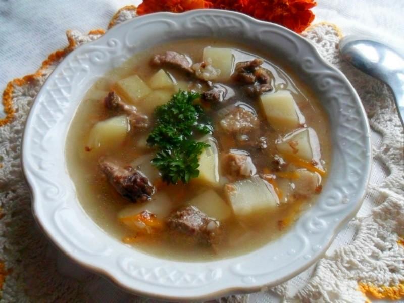 Как готовить на мультиварке суп