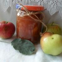 Яблочное варенье из яблок в мультиварке