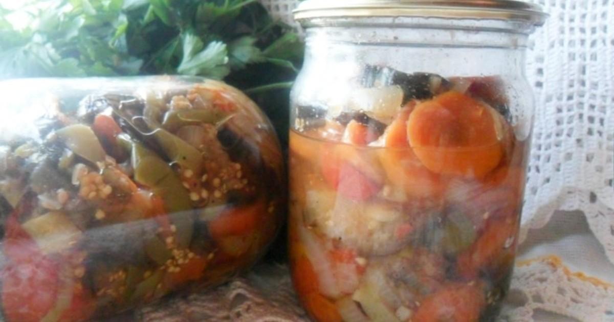 Баклажаны десятка на зиму рецепты с фото