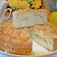Быстрая и вкусная шарлотка с яблоками в духовке 33