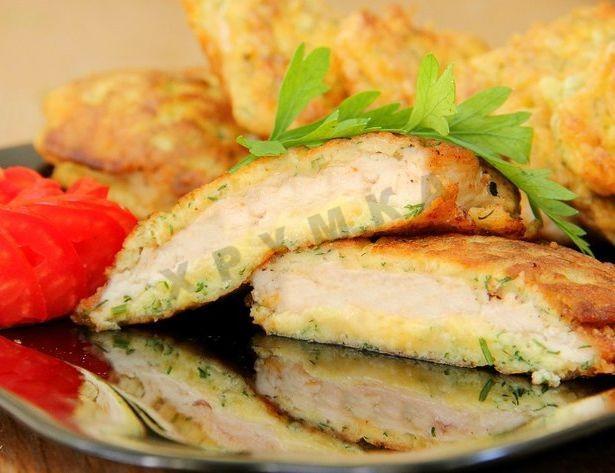 Рецепт отбивных из курицы
