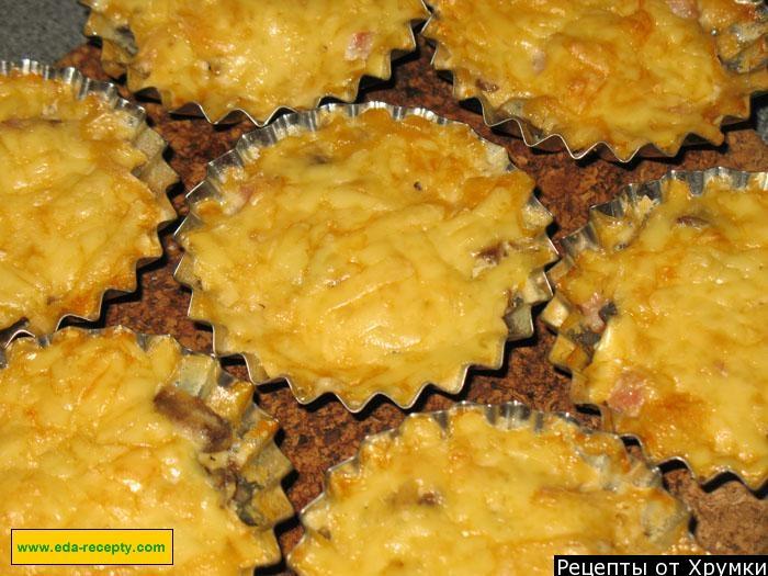 Жульен рецепт с фото пошагово