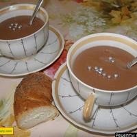 Кисель из какао