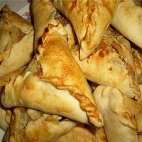 Пирожки с ливером по-казахски