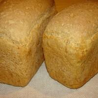 Хлеб домашний с отрубями