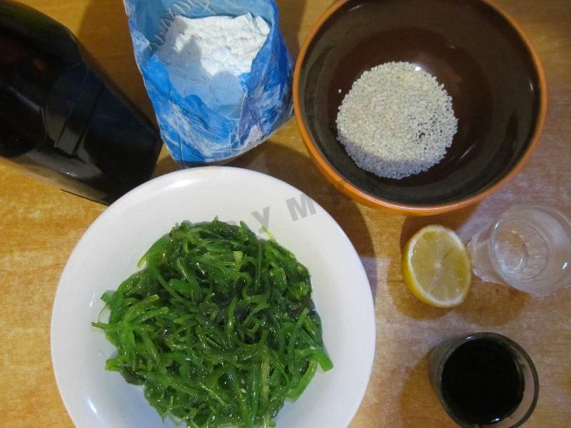 Соус для чука салата рецепт с