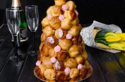 Торт крокембуш из профитролей рецепты 161