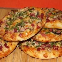 Рецепт тонкого теста и соуса для итальянской пиццы