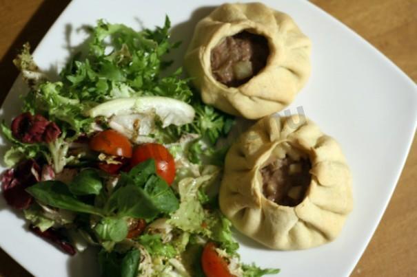 Вак балиш ( бэлиш ) татарский с мясом