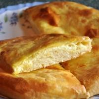 Лепешки грузинские с сыром