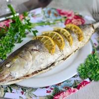 Блюда на второе из рыбы рецепты с фото пошагово