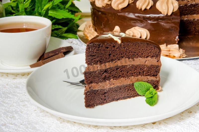 Прага торт в мультиварке рецепты с фото