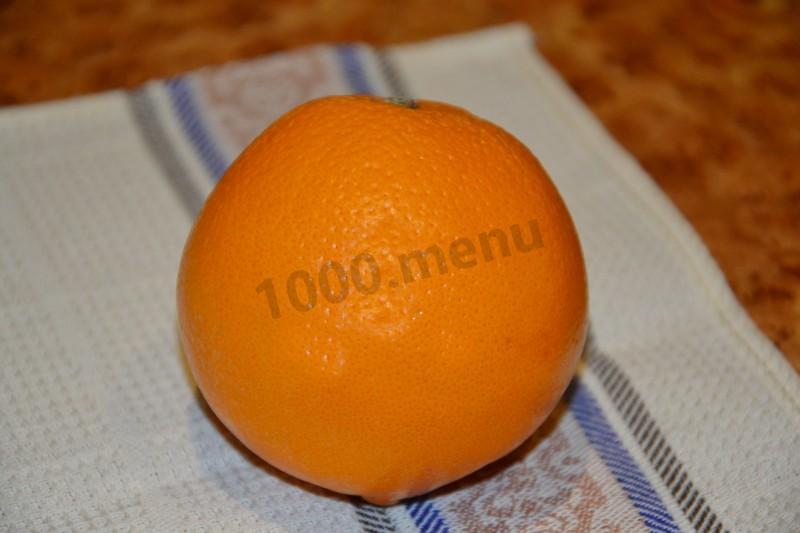 Как сделать сок из одного замороженного апельсина 610