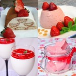Самые вкусные десерты из клубники 10 лучших рецептов