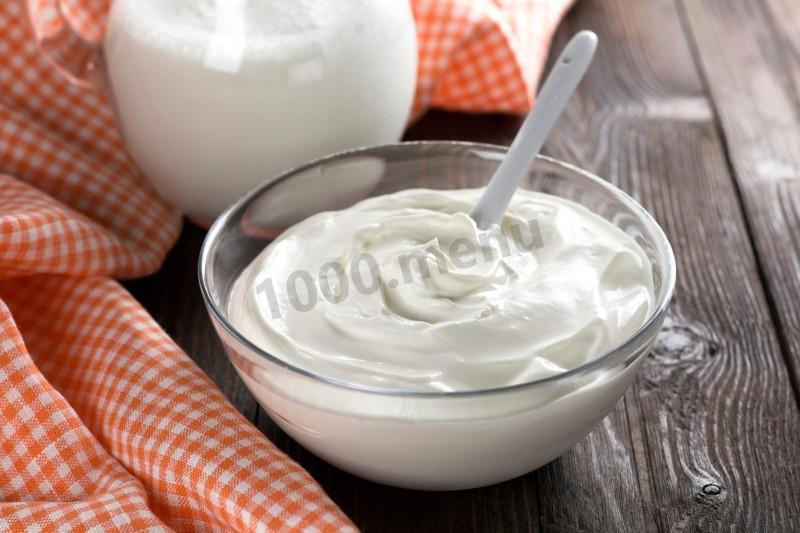 Сметана домашняя из козьего молока в домашних условиях
