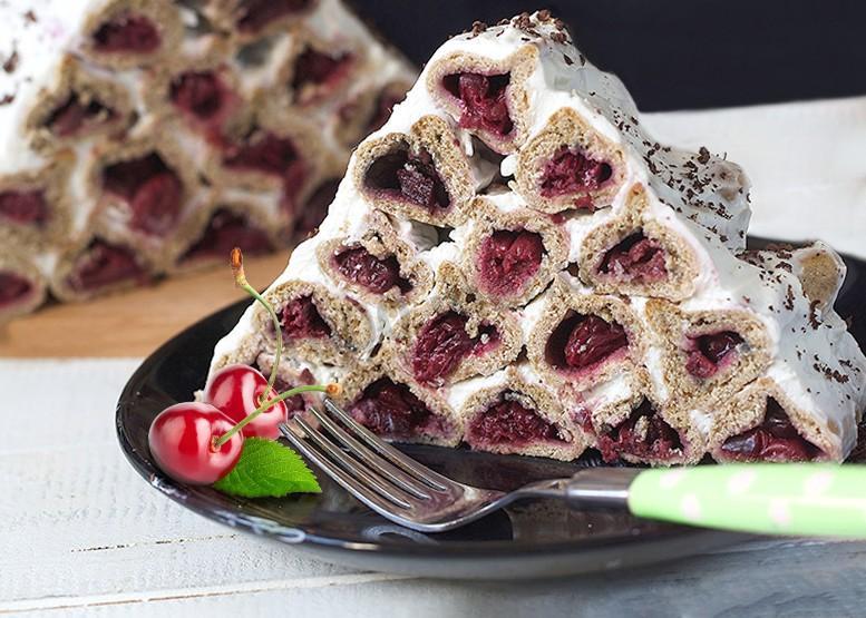 Торт поленница рецепт