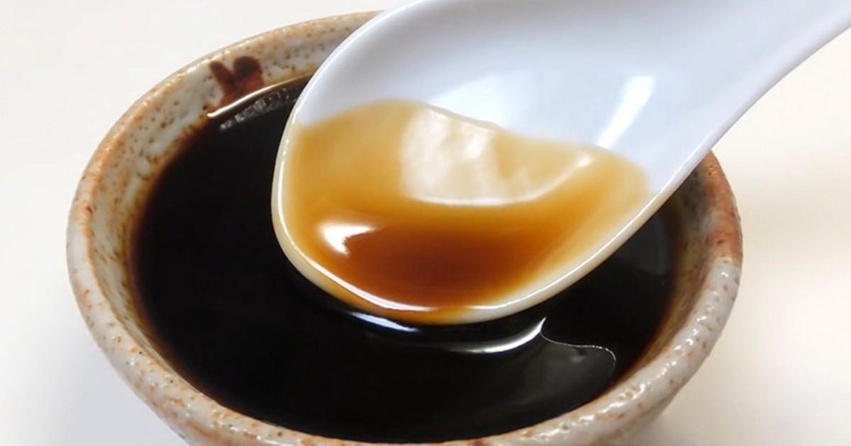Рецепт соевый соус в домашних условиях