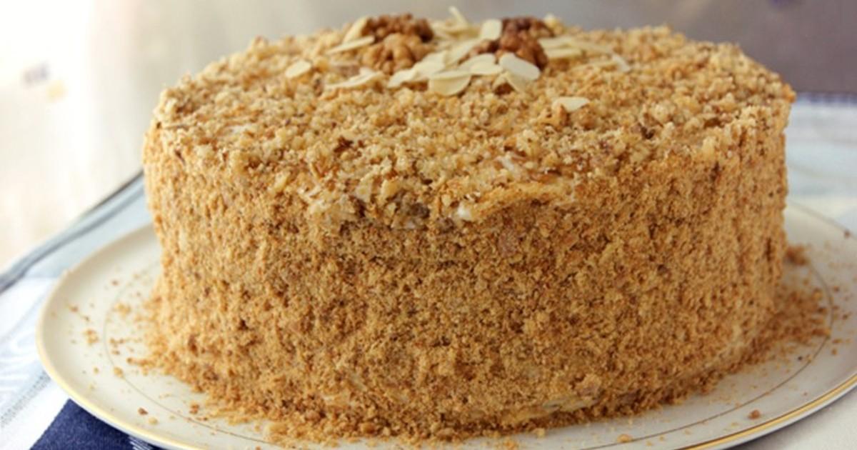 Быстрый и недорогой торт рецепт