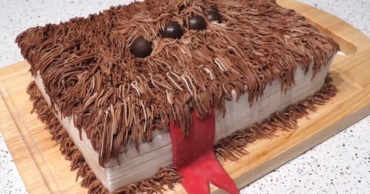 Шоколадный торт рецепт с фото пошагово