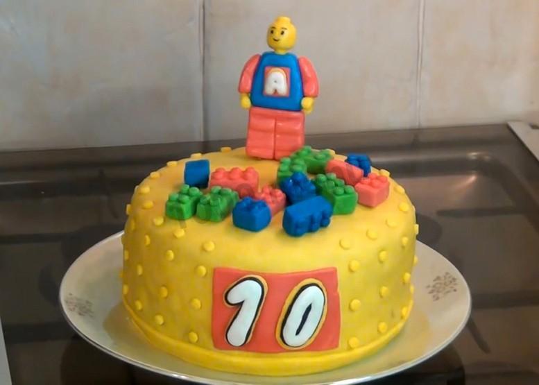 Лего как сделать торты 797