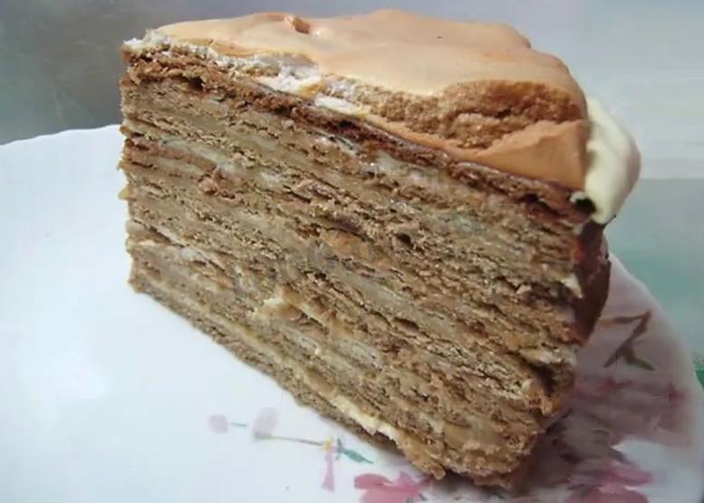 Торт южная ночь рецепт пошагово классический