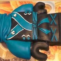 Торт Лего Ниндзяго из мастики