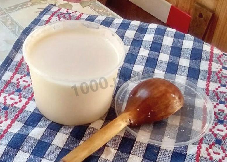 Катык в домашних условиях рецепт с пошагово