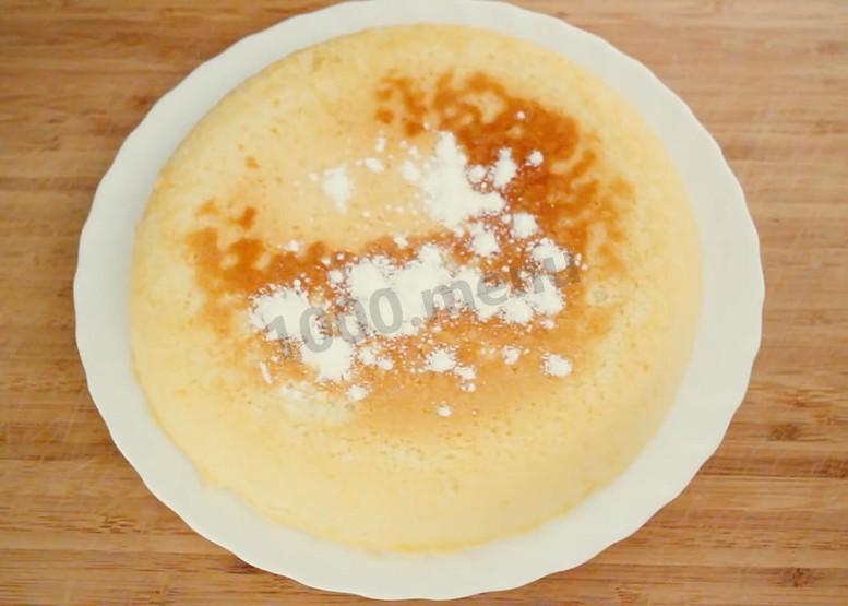 Классический бисквит пошаговый рецепт с