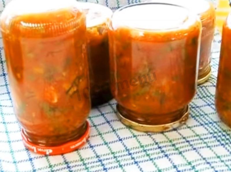 Фасоль на зиму пошаговый рецепт с фото