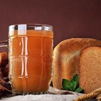 Квас на хлебной закваске