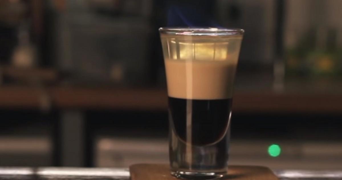 рецепты коктейлей алкогольных со сливочным ликером
