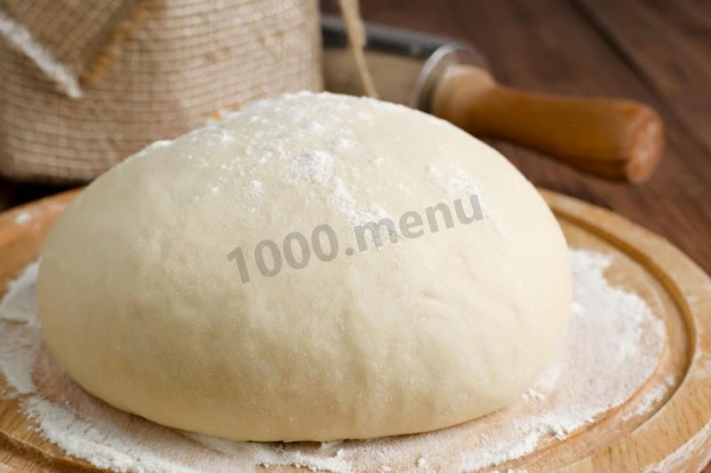 Тесто на пельмени и вареники на минералке