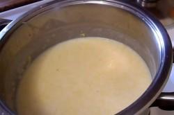 Каша из кукурузной крупы на молоке
