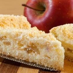 яблочный пирог из дрожжевого слоеного теста рецепт с фото пошагово в духовке