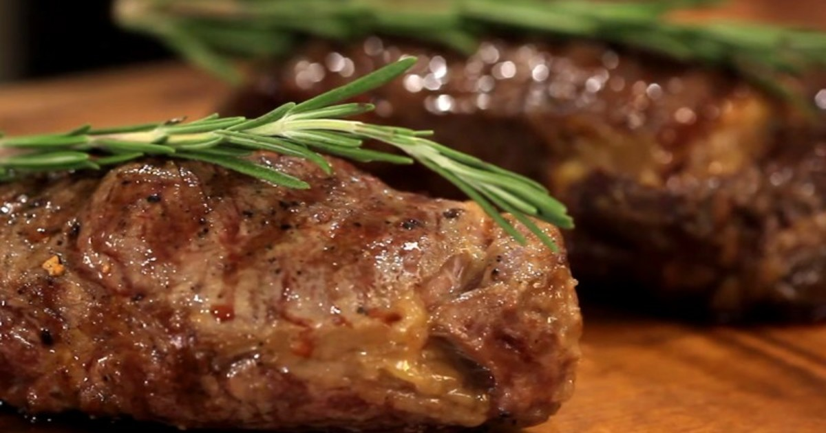 Медальоны из говядины в духовке рецепт пошагово в