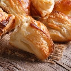 Пирожки с картошкой из дрожжевого теста в духовке рецепт с 12
