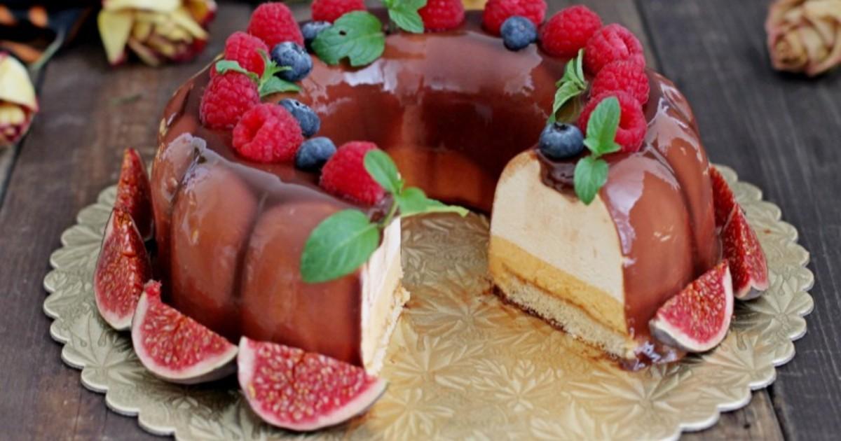 Муссовый торт - 27 рецептов приготовления пошагово - nu 83
