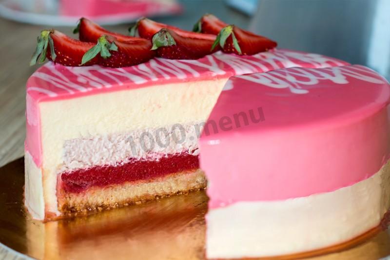 торт бристоль рецепт с разрезом фото
