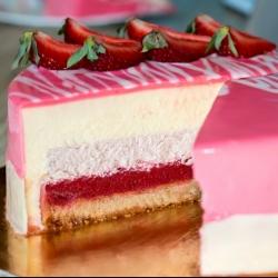 Простой медовый пирог рецепт пошагово в
