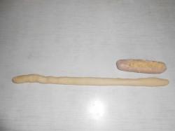 Сосиска в тесте с сыром - рецепт пошаговый с фото