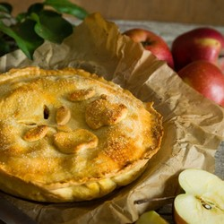 Королевская ватрушка с творогом и яблоками рецепты с пошагово
