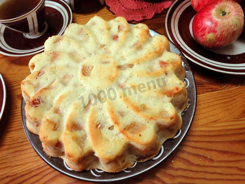 Пирог на ряженке рецепт