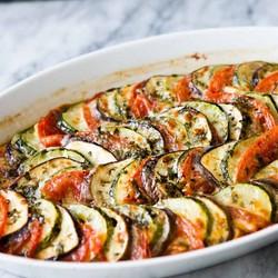 Рецепт вкусные овощи запеченные в духовке