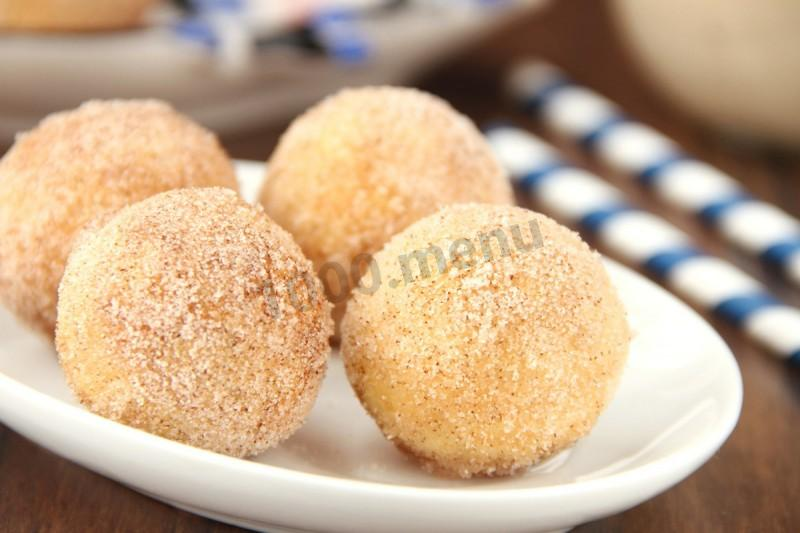 Пончики во фритюре рецепт с фото