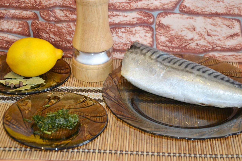 Как приготовить скумбрию рецепт пошагово