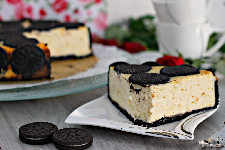 Шоколадный творожный чизкейк рецепт пошагово